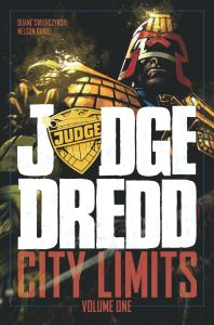 HC 01 City Limits 198x300 Judge Dredd