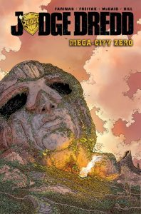 TPB 01 Mega City Zero 198x300 Judge Dredd