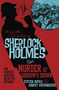 TPB 197x300 Further Adventures of Sherlock Holmes: Murder at Sorrows Crown
