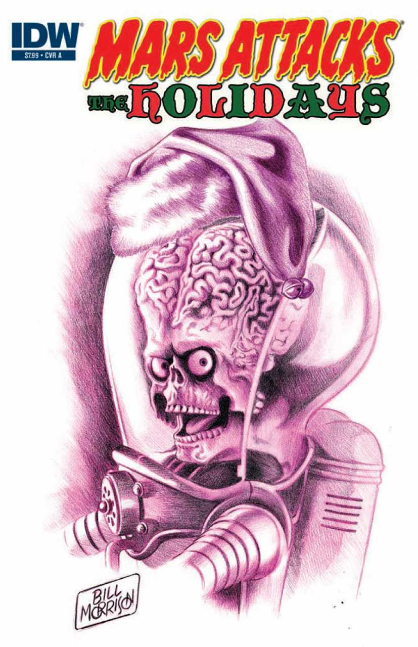 Mars Attacks: The Holidays 0001a