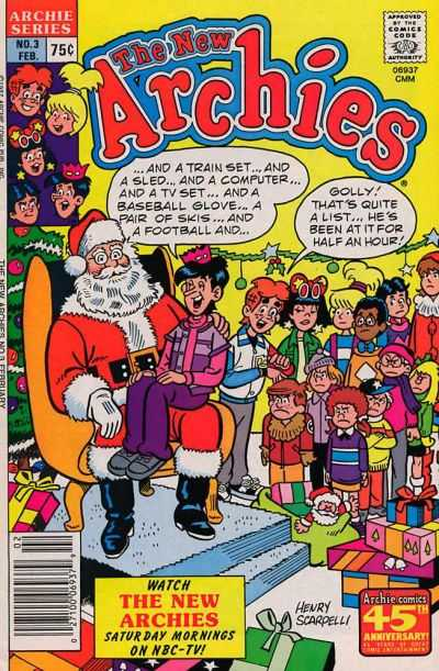 The New Archies 0003
