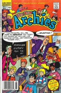 0005 5 197x300 The New Archies