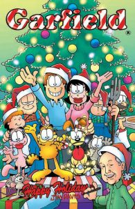 0008b 195x300 Christmas Comic Book Covers