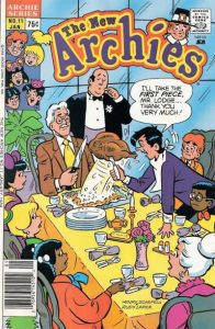 0011 4 196x300 The New Archies
