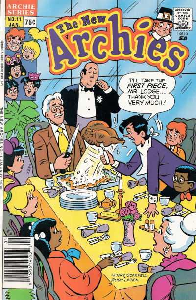 The New Archies 0011