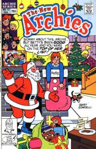 0012 4 195x300 Christmas Comic Book Covers
