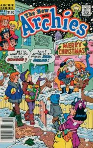 0021 2 190x300 Christmas Comic Book Covers