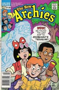 0022 2 197x300 The New Archies