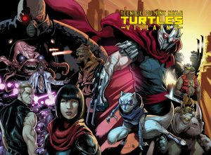 HC Wrap 300x221 Teenage Mutant Ninja Turtles: Villains