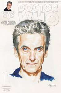 0000 Sketch 1 198x300 Doctor Who: The Twelfth Doctor Adventures