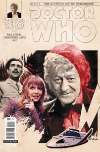 0001 28 198x300 Doctor Who: New Adventures With The Third Doctor