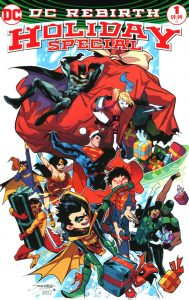 0001 30 189x300 DC Rebirth Holiday Special