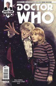 0002a 3 198x300 Doctor Who: New Adventures With The Third Doctor