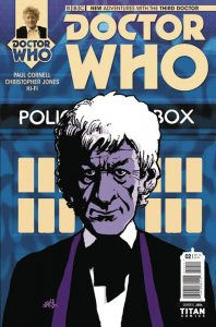0002b 4 198x300 Doctor Who: New Adventures With The Third Doctor