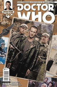 0007b 1 198x300 Doctor Who: Ongoing Adventures of the Ninth Doctor