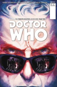 0011a 198x300 Doctor Who: The Twelfth Doctor Adventures