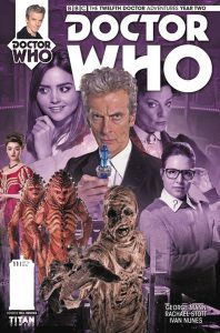 0011b 198x300 Doctor Who: The Twelfth Doctor Adventures