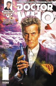 0012a 198x300 Doctor Who: The Twelfth Doctor Adventures
