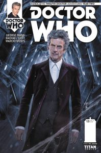 0012b 198x300 Doctor Who: The Twelfth Doctor Adventures