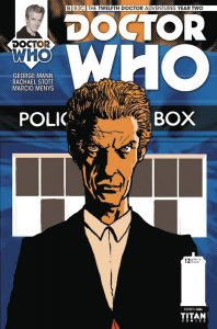 0012c 198x300 Doctor Who: The Twelfth Doctor Adventures