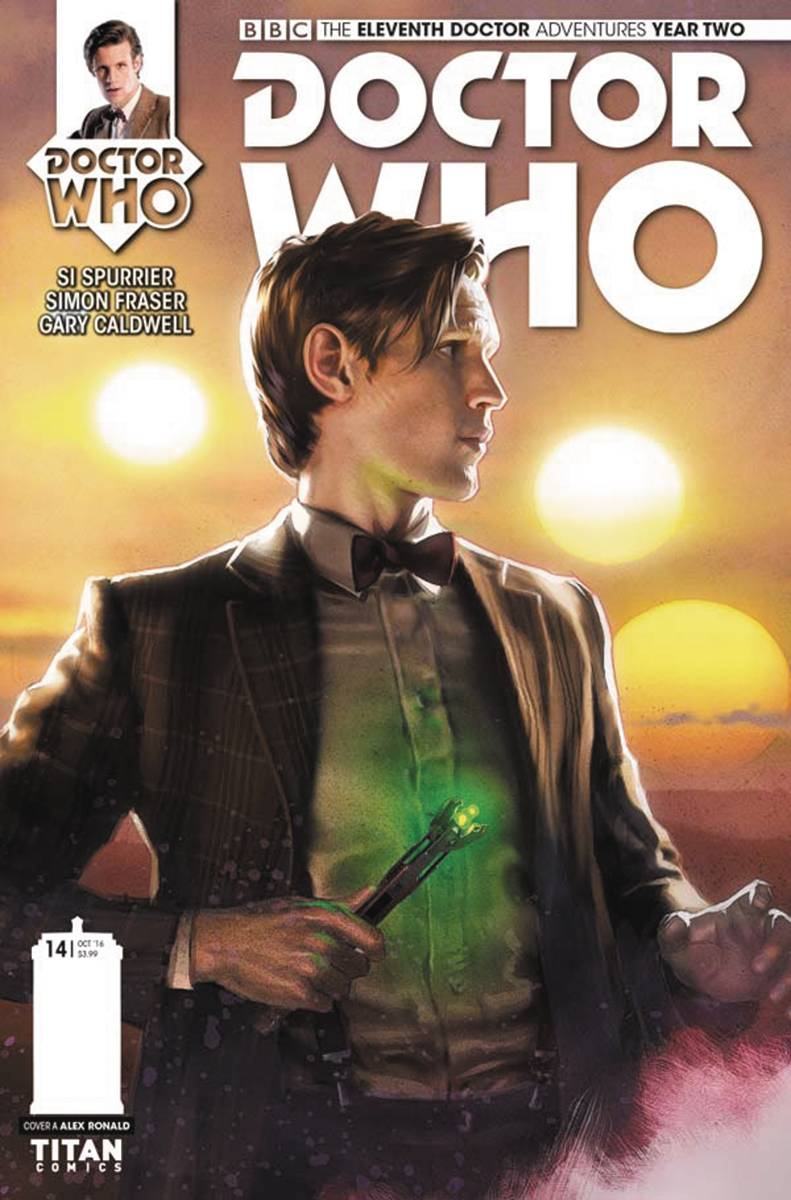 Doctor Who: The Eleventh Doctor Adventures 0014