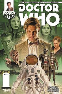 0014b 198x300 Doctor Who: The Eleventh Doctor Adventures