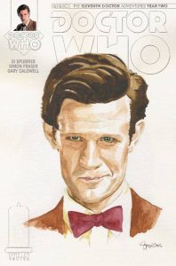 0014c 198x300 Doctor Who: The Eleventh Doctor Adventures