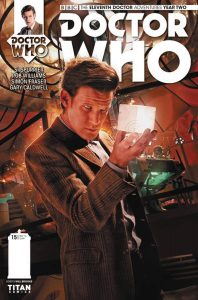 0015a 198x300 Doctor Who: The Eleventh Doctor Adventures