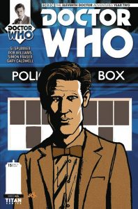 0015b 198x300 Doctor Who: The Eleventh Doctor Adventures