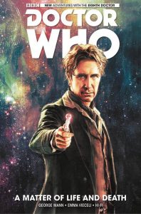 TPB A Matter of Life and Death 198x300 Doctor Who: New Adventures With The Eighth Doctor