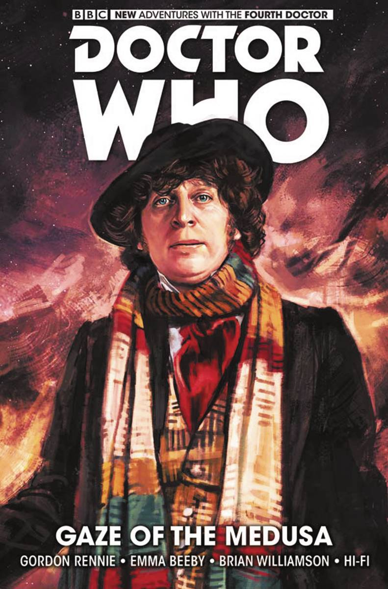 Doctor Who: New Adventures With The Fourth Doctor TPB Gaze Of The Medusa