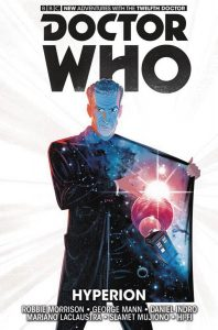 TPB Hyperion 198x300 Doctor Who: The Twelfth Doctor Adventures