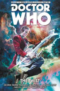 TPB The Twist 198x300 Doctor Who: The Twelfth Doctor Adventures