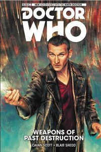 TPB Weapons of Past Destruction 200x300 Doctor Who: Ongoing Adventures of the Ninth Doctor