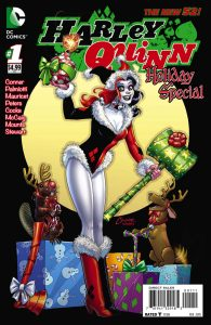 0001 1 195x300 Harley Quinn: Holiday Special