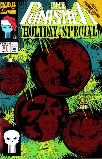 The Punisher: Holiday Special 0001