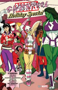 0001b 195x300 Gwenpool: Holiday Special