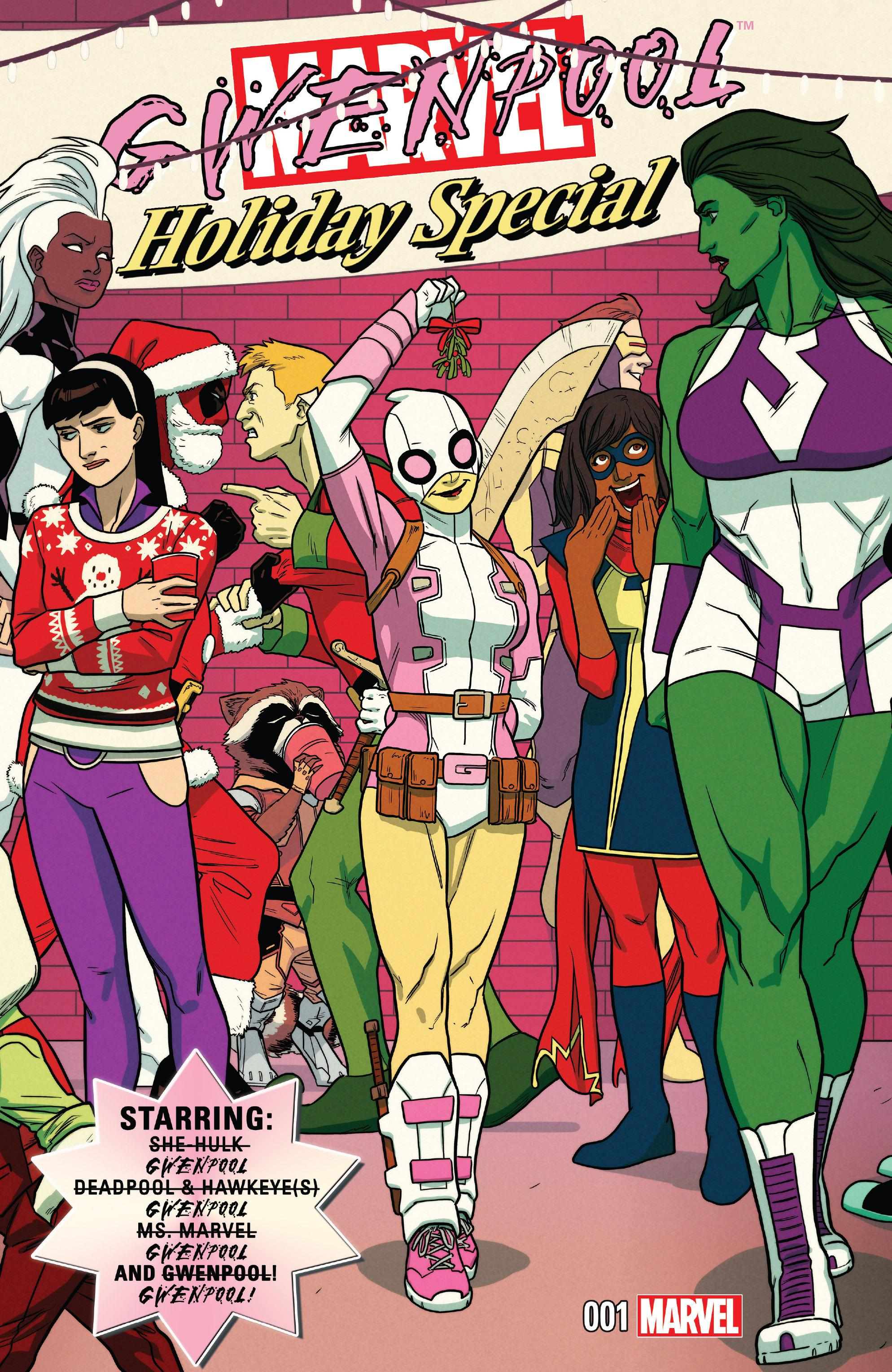 Gwenpool: Holiday Special 0001b
