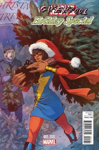 0001c Ms Marvel Variant 198x300 Gwenpool: Holiday Special