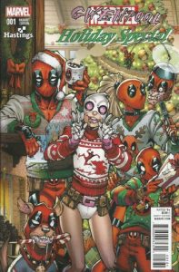 0001f Hastings Variant 197x300 Gwenpool: Holiday Special