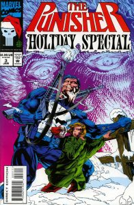 0003 196x300 The Punisher: Holiday Special
