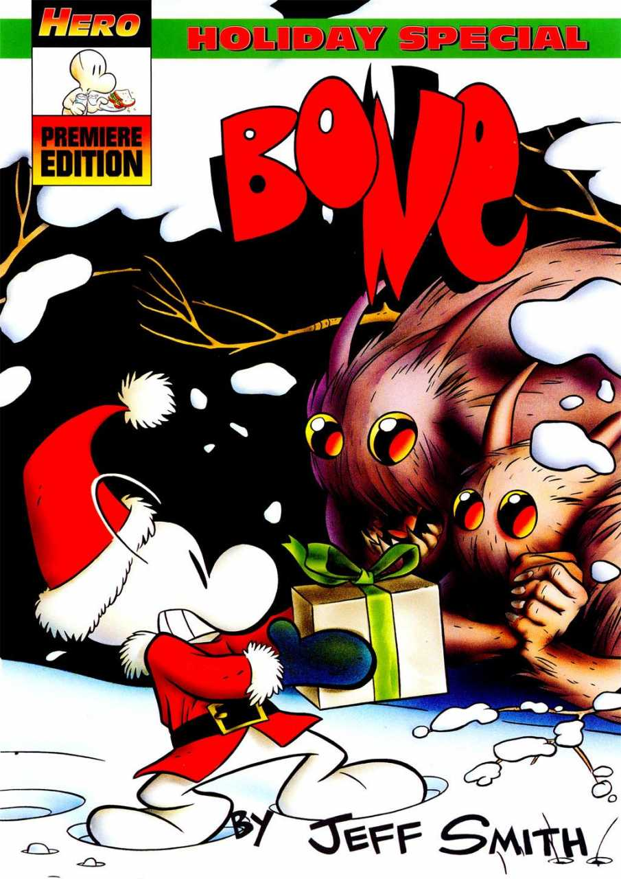 Bone: Holiday Special 1993
