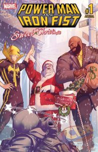 Annual 1 195x300 Power Man and Iron Fist: Sweet Christmas