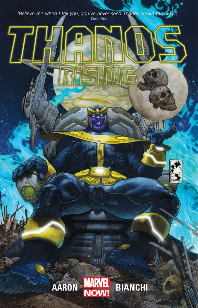 Thanos Rising review