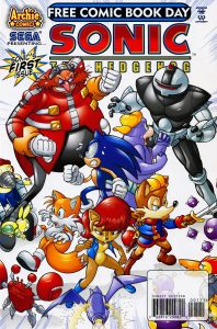 FCBD 2008 18 198x300 Sonic The Hedgehog FCBD 2008