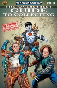 The Overstreet Guide to Collecting FCBD 2018 194x300 The Overstreet Guide to Collecting FCBD 2018