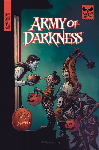 0001 4 333x500 Army of Darkness Halloween Special