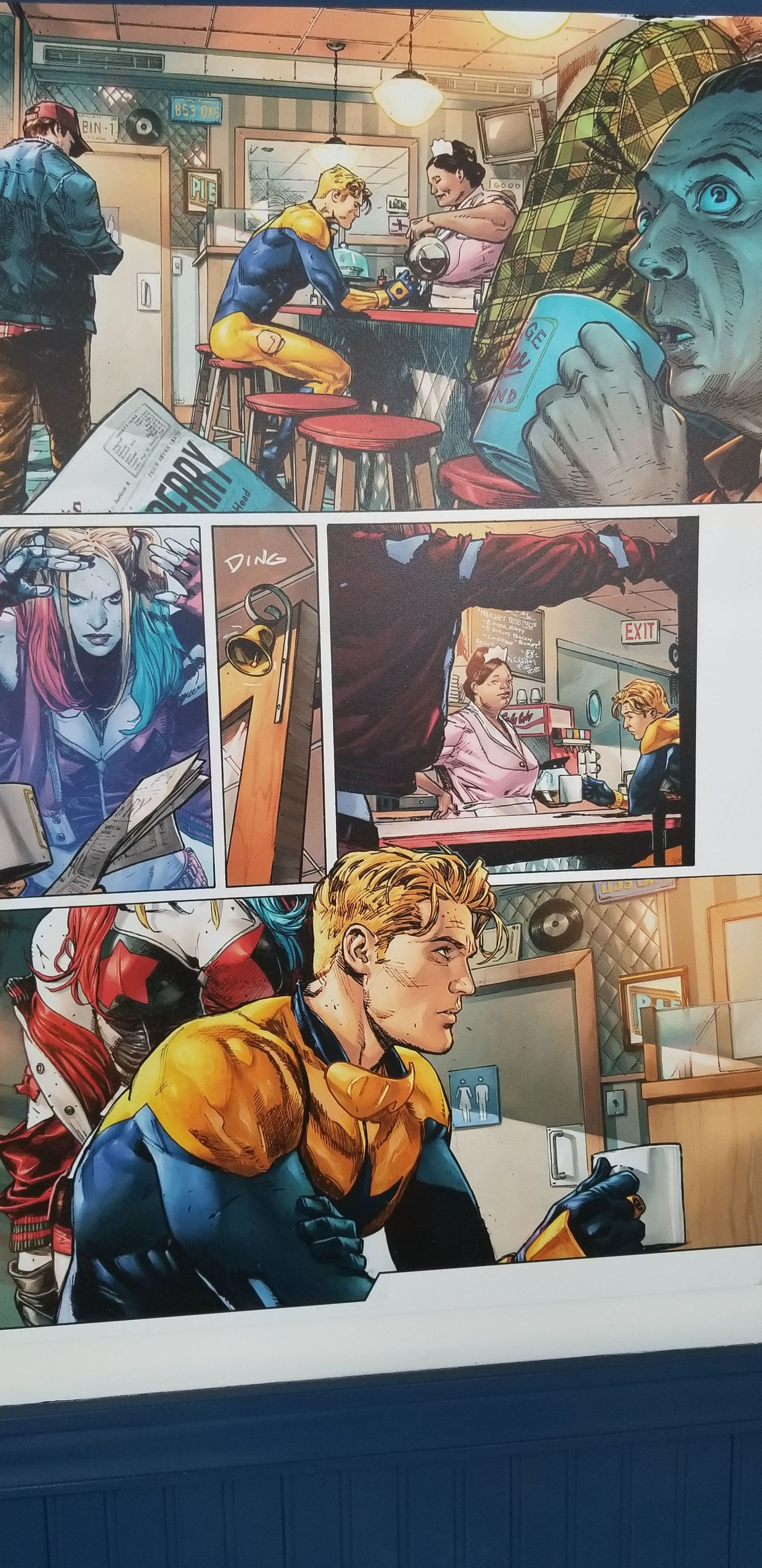 Tom King reveals the crisis in Heroes in Crisis heroes_in_crisis_1