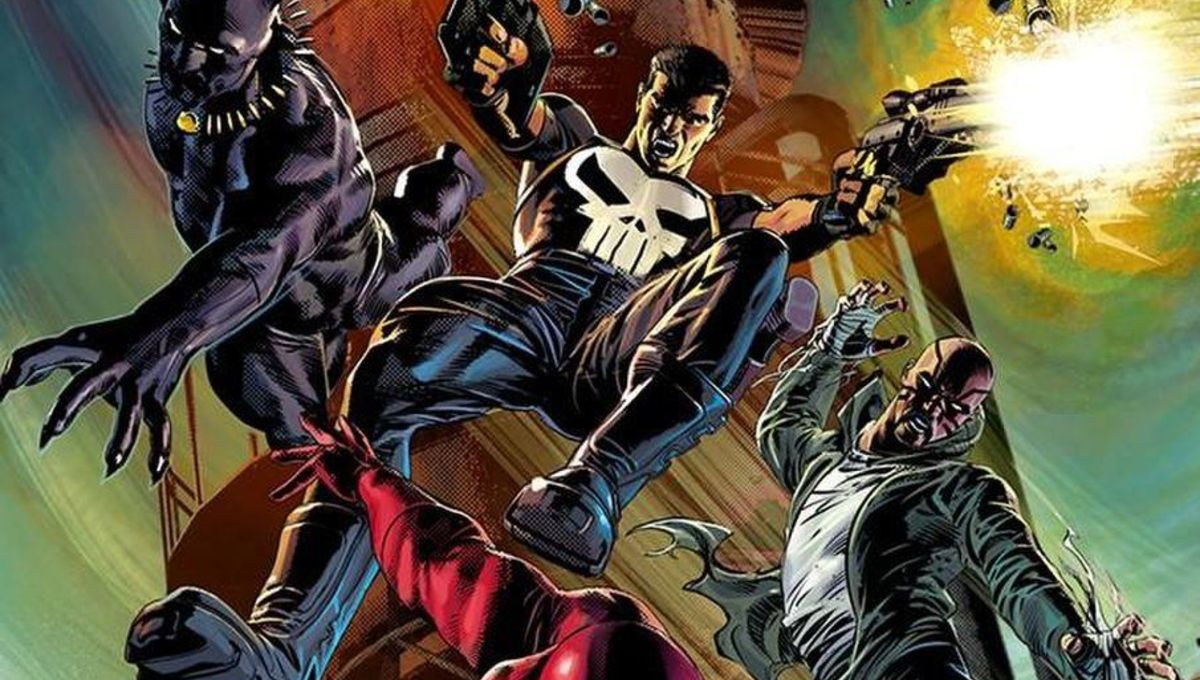 The Marvel Knights imprint will return for a special 20th anniversary event this fall The Marvel Knights imprint will return for a special 20th anniversary event this fall