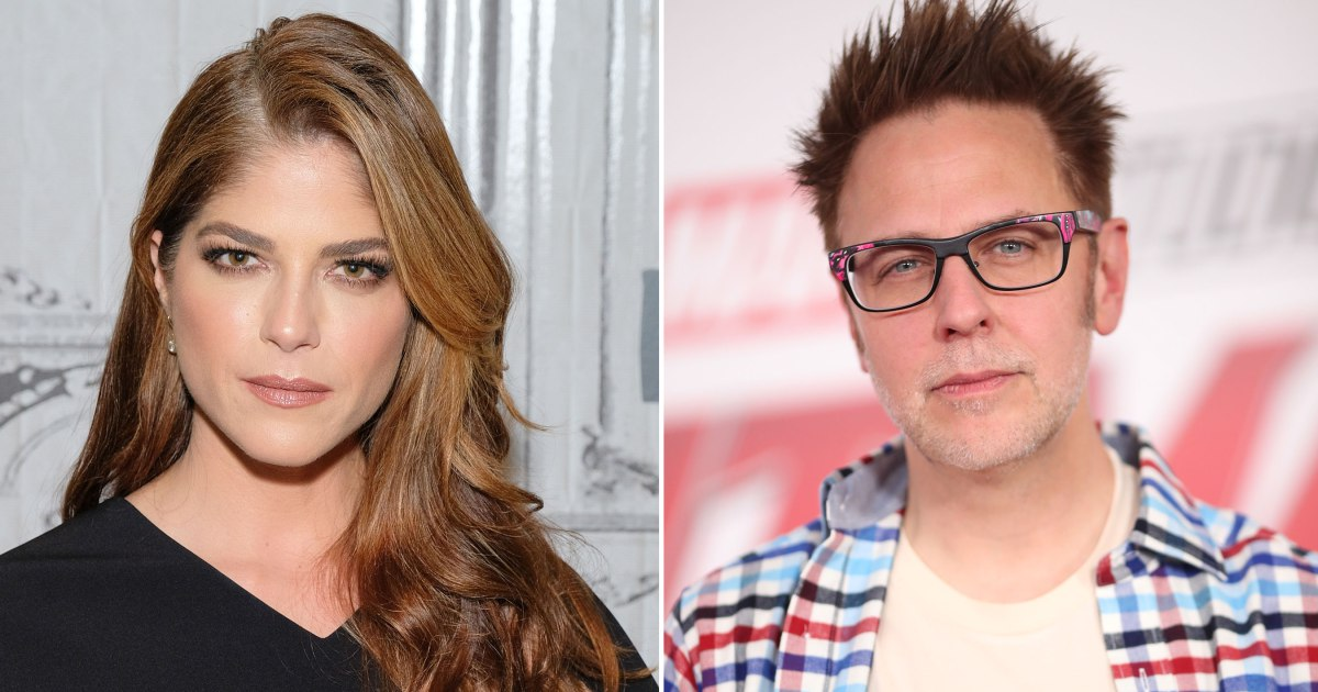 Selma Blair quits Twitter in support of 'Guardians' director James Gunn Selma Blair quits Twitter in support of 'Guardians' director James Gunn